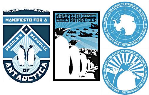 Antartica Manifesto