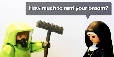 Rent a Thing - Click to slideshow