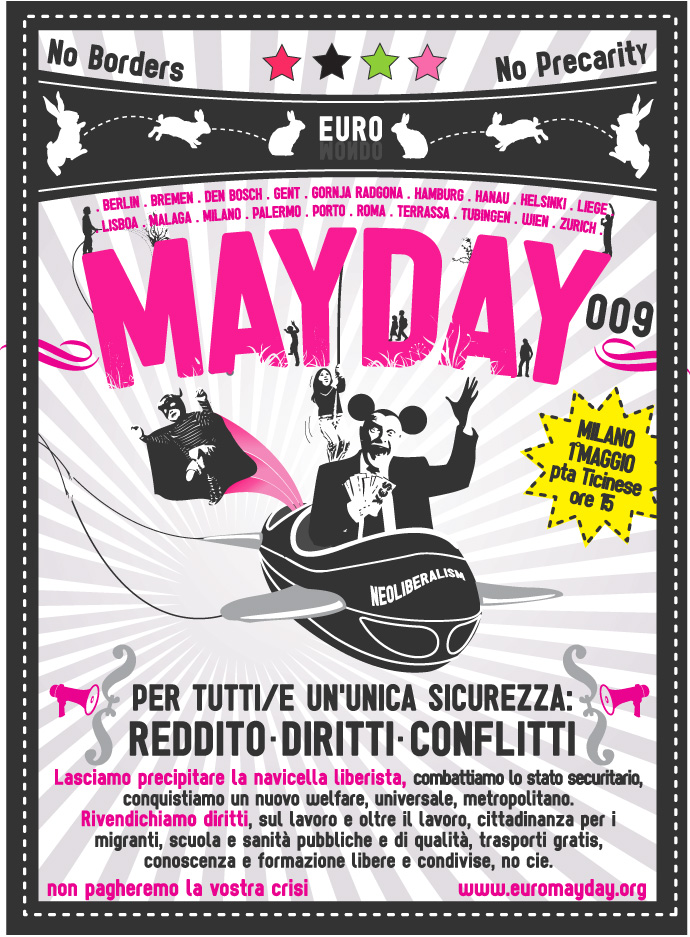 Poster Euro Mayday 2009 - click to enlarge