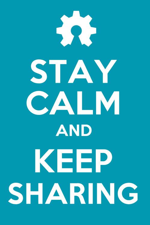 STayCalm_keepSharing
