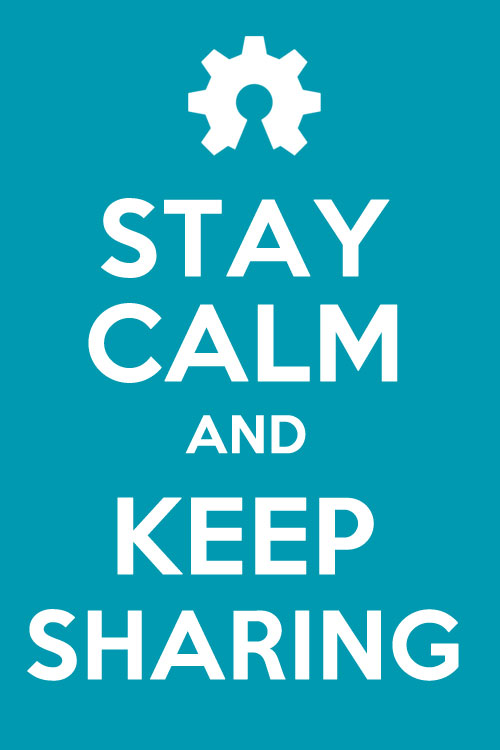 STayCalm_keepSharing