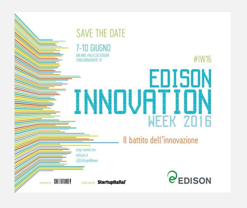 Panel Fabcity all'Edison InnovationWeek