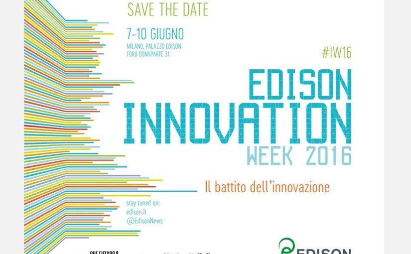 Panel Fabcity all'Edison Innovation Week