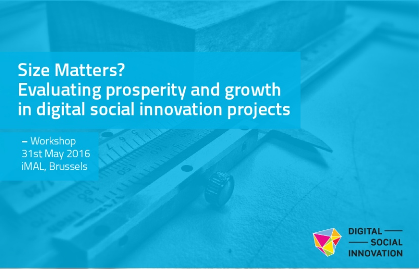 Size Matters? Evaluating prosperity and growthworkshop