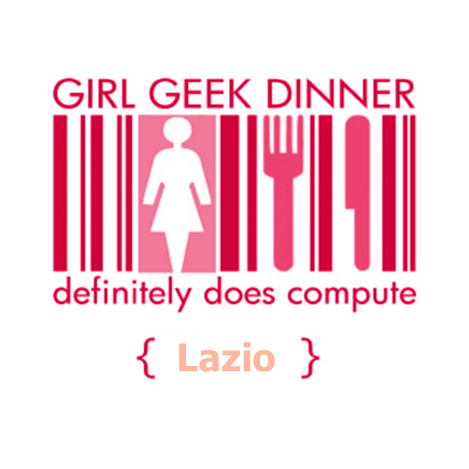 Girls Geek Dinner a Roma – 3febbraio