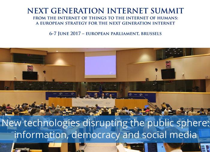 Exploring Citizen Engagement on The Next GenerationInternet