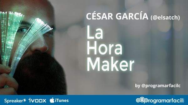 Interview on La Hora Maker 14 podcast