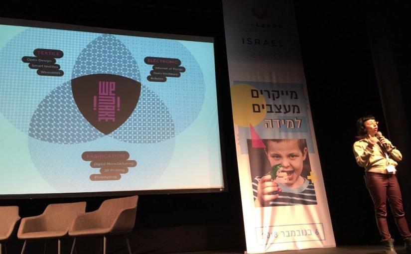 Fablearn a Tel Aviv e Maker Faire aGerusalemme