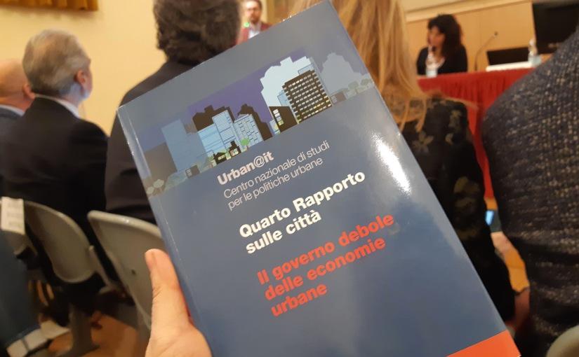Quarto Rapporto annuale di Urban@it sullecittà