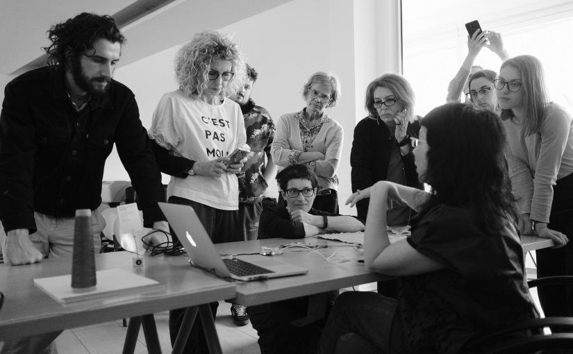 Textile Talks a Fablab Venezia conTCBL